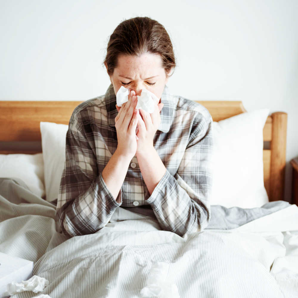 Natural Remedies For Coughs & Colds