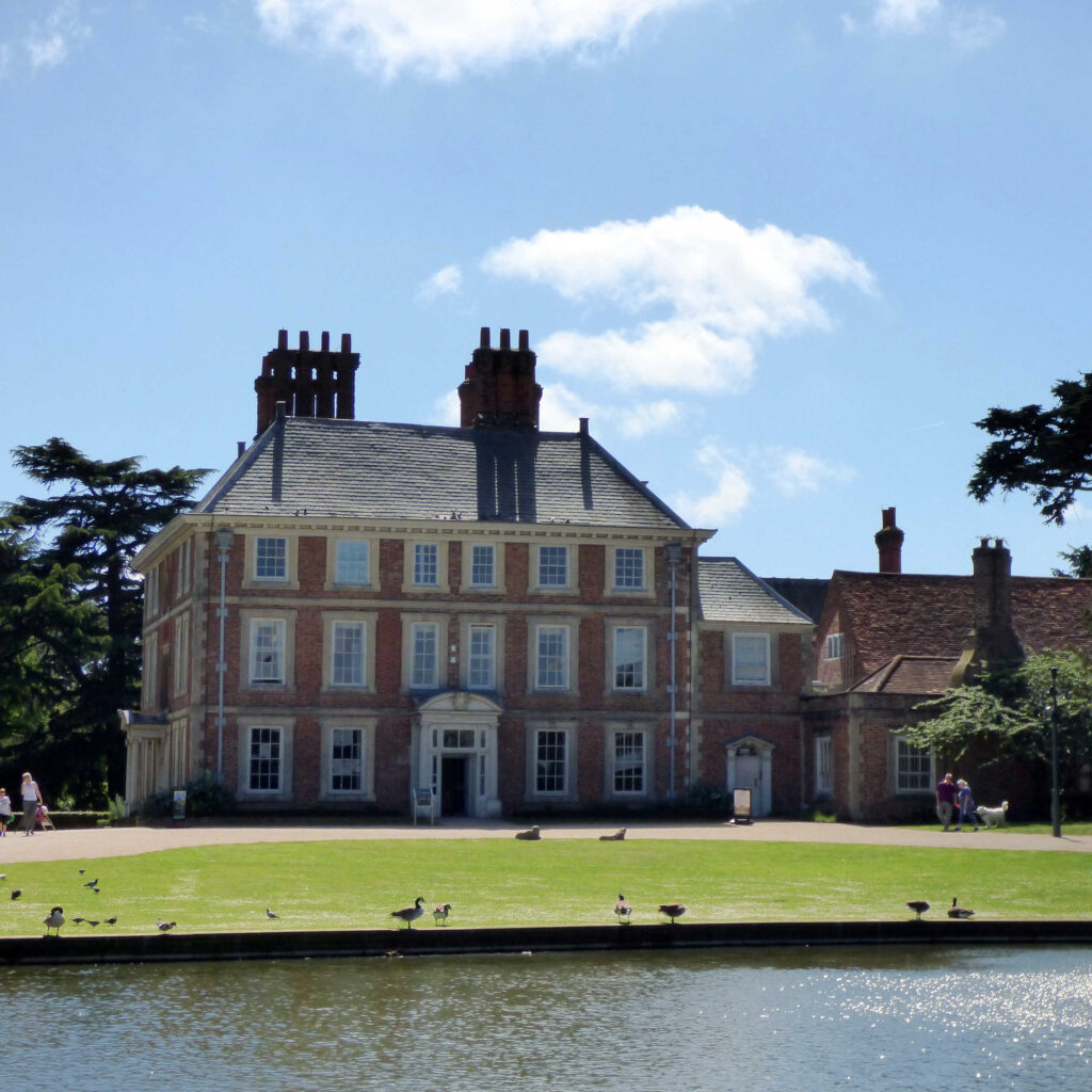 Forty Hall London is free to visit