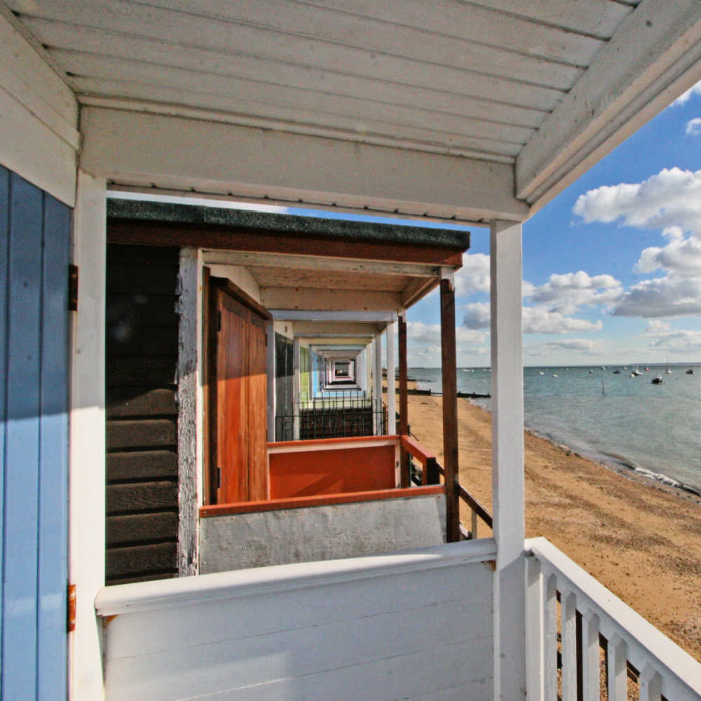 Thorpe Bay Beach Essex