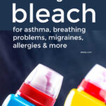 Cleaning With Bleach Health Risks