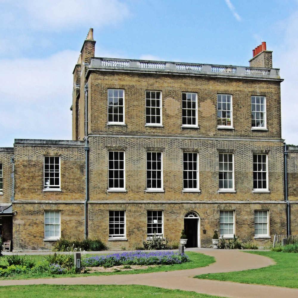 Clissold Park - Historic Houses East London