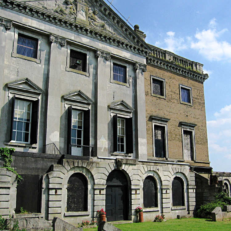 Copped Hall - Historic House in North London