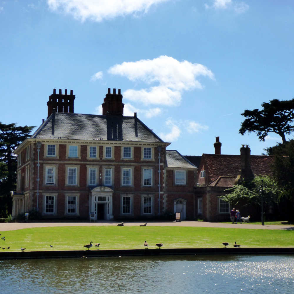 Forty Hall - Historic House In North London
