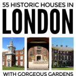 Historic Houses In London Open To The Public