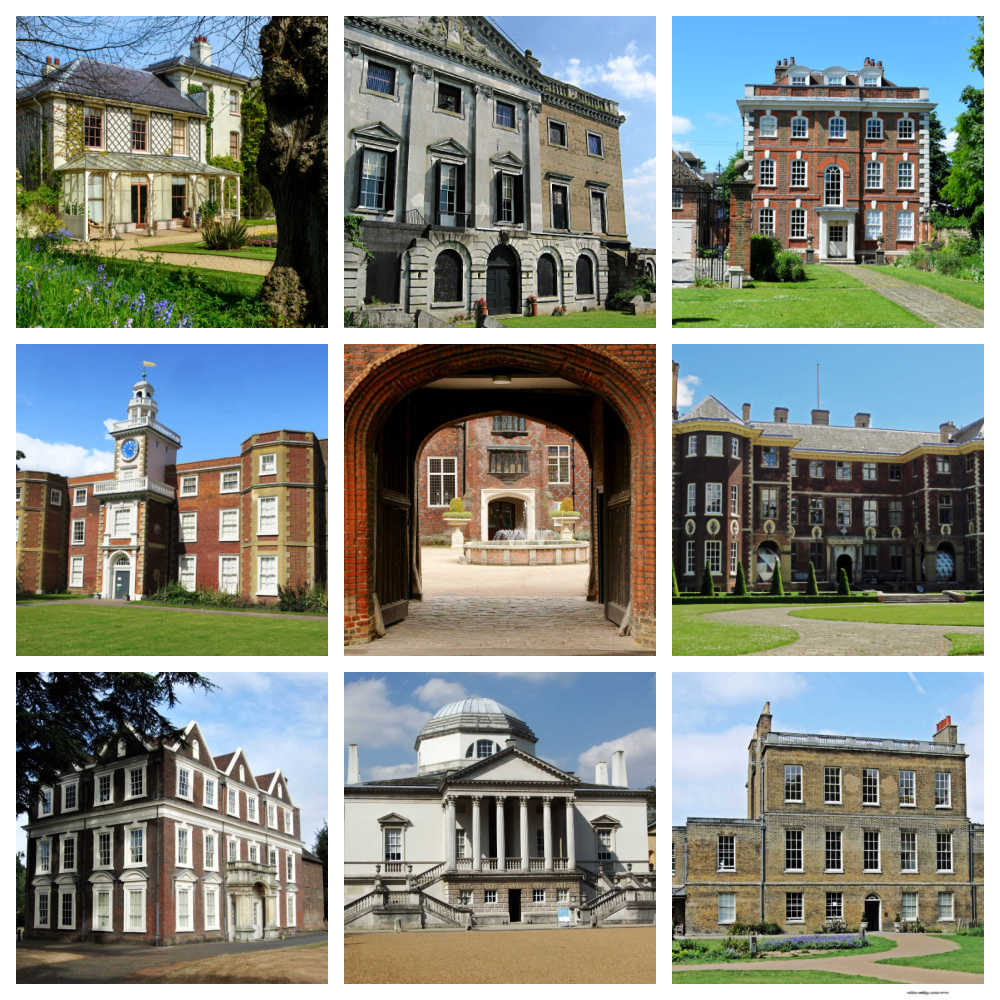 Historic Houses To Visit In London