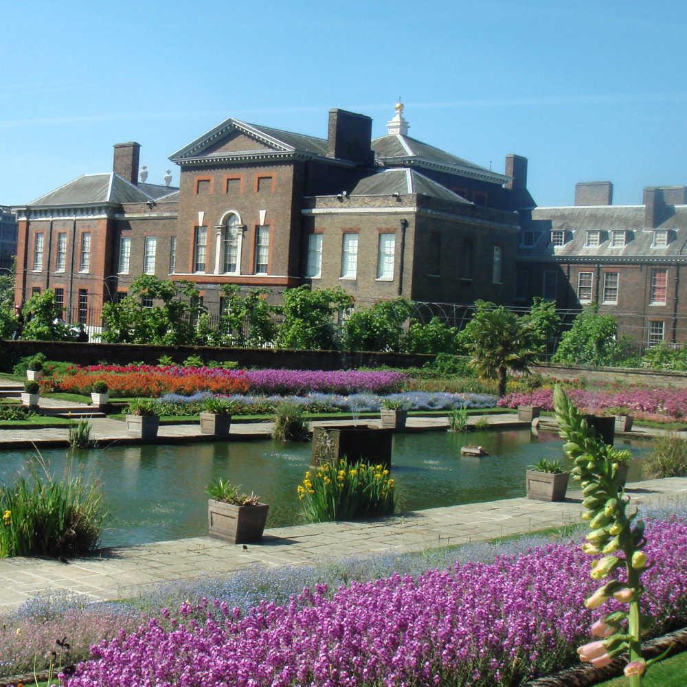 Kensington Palace - North London Historic Houses