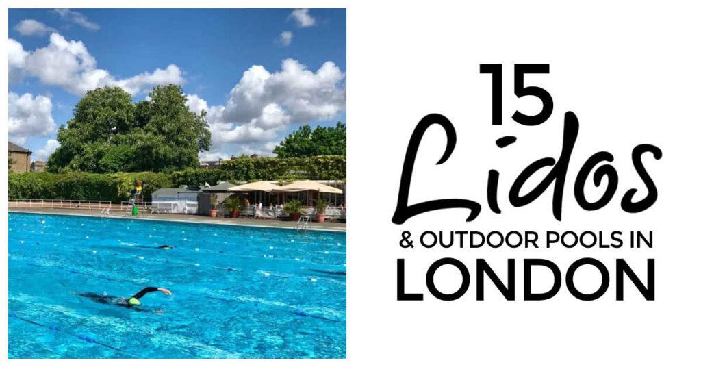 London Lidos & Outdoor Pools