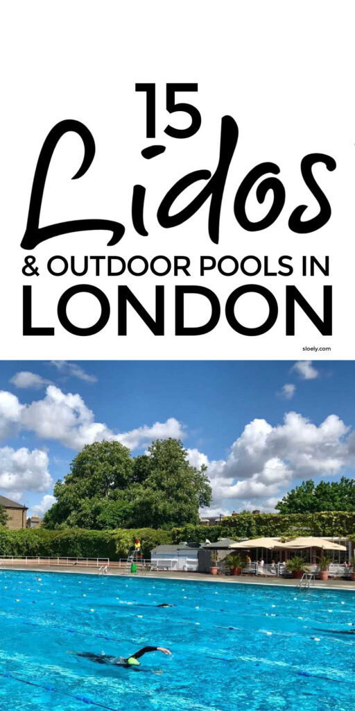 London Outdoor Pools And Lidos Guide