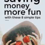 Make Saving Money More Fun