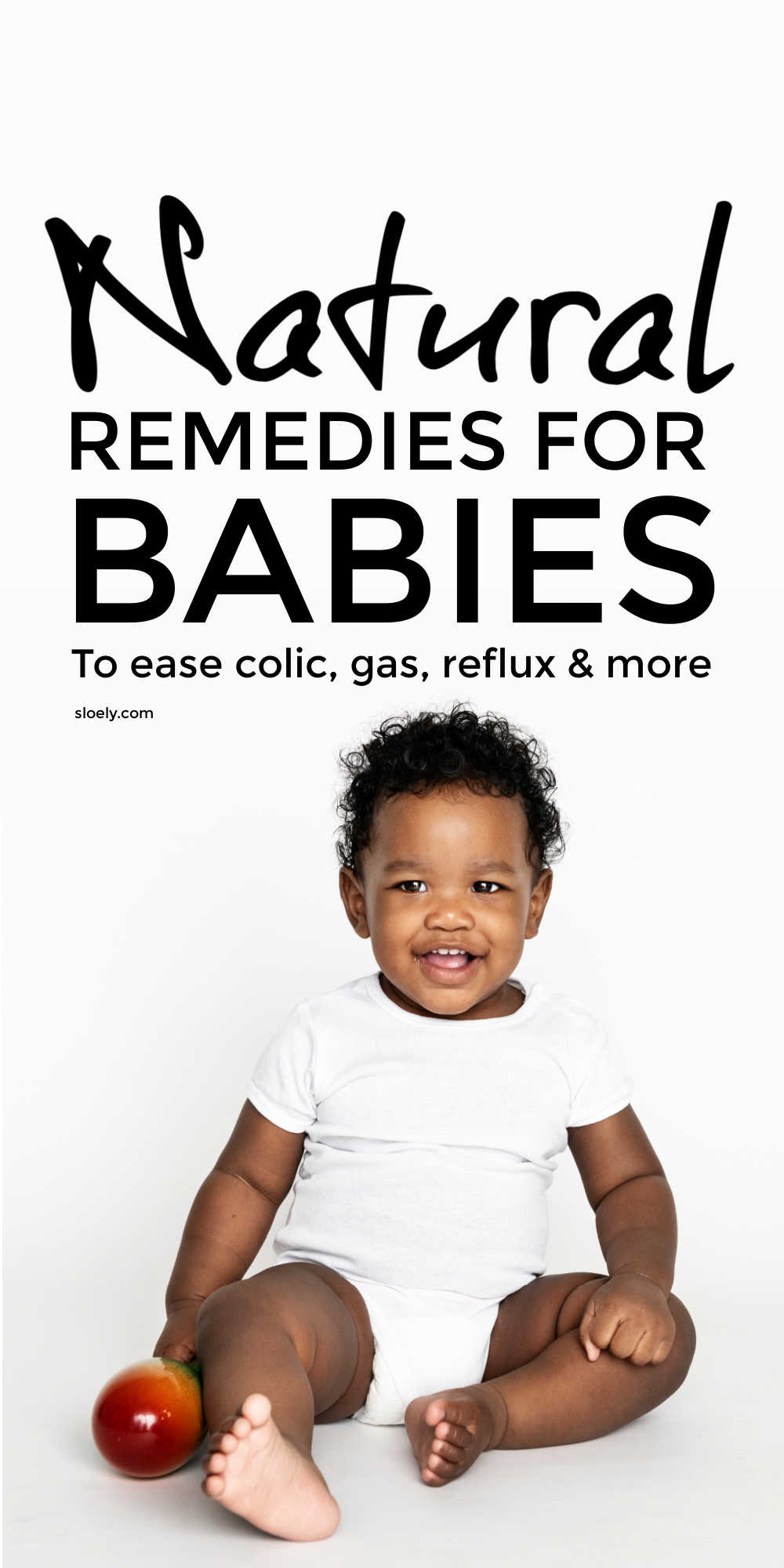 Natural Remedies For Babies