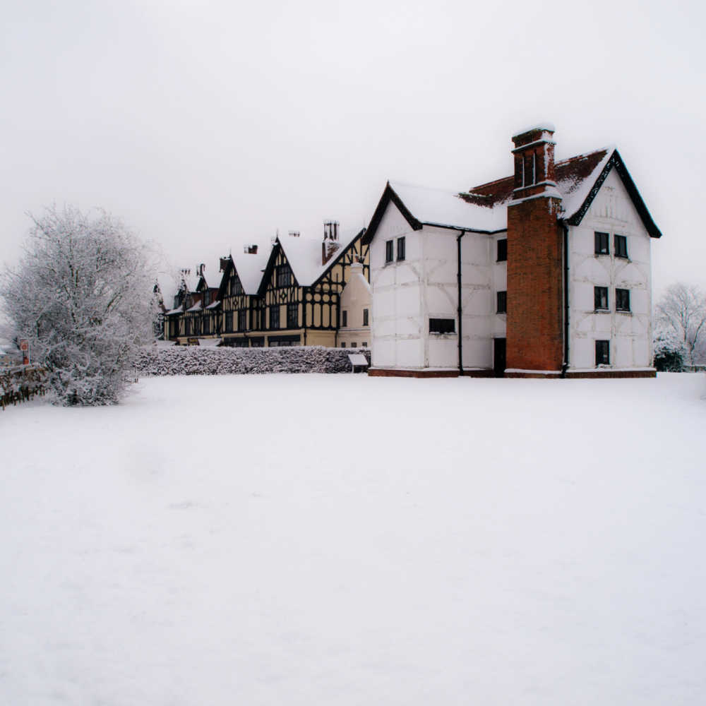 Queen Elizabeth's Hunting Lodge Epping Forest East London