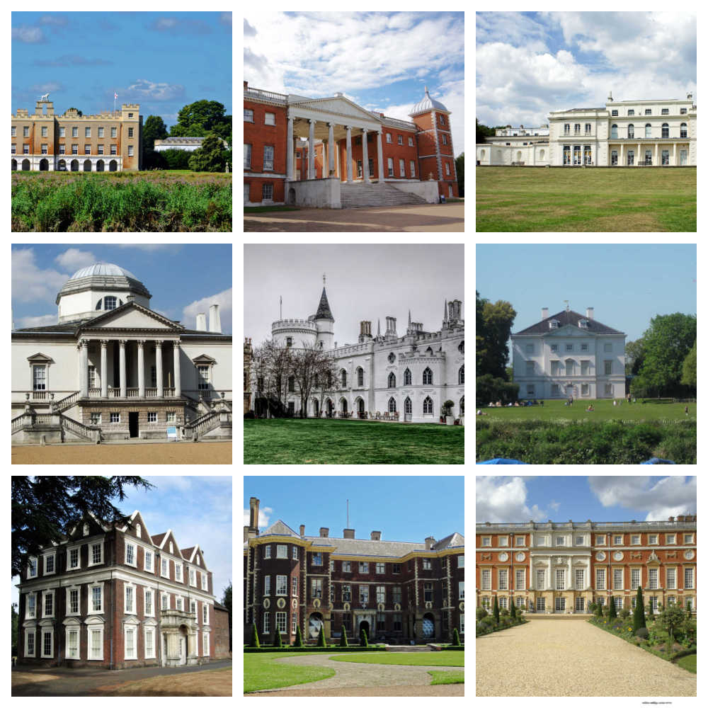 Stately Homes And Historic Houses In West London