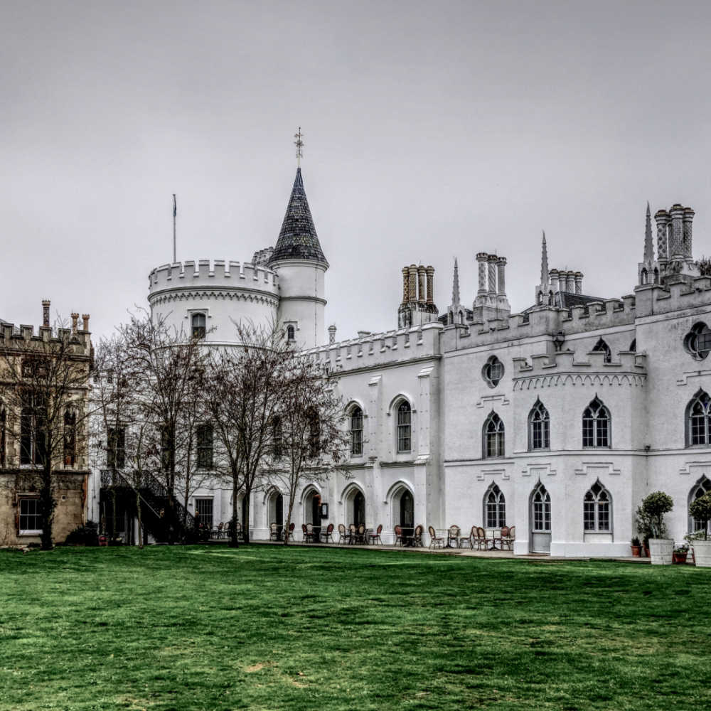 Strawberry Hill Historic House West London
