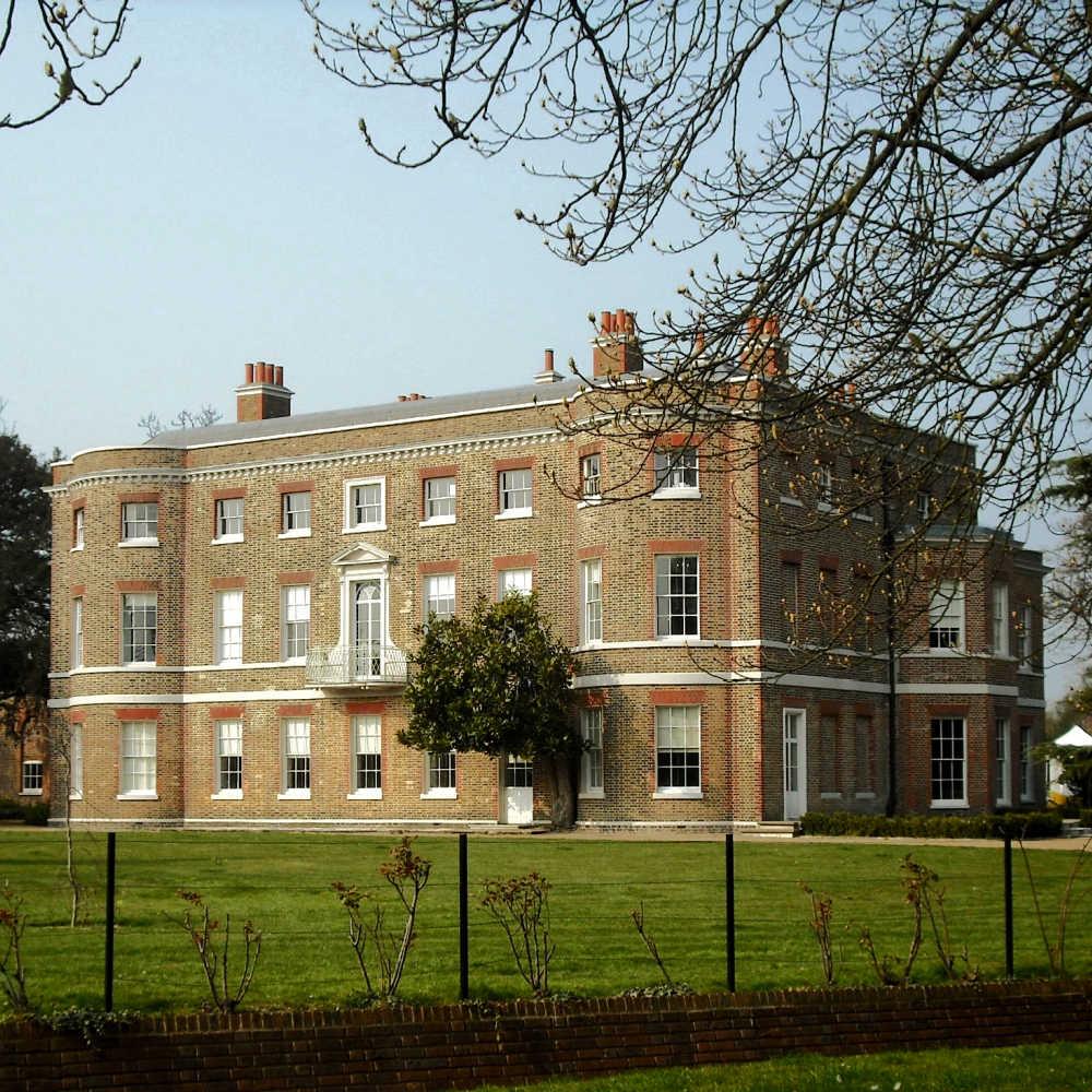 Valentine Mansion Historic House East London