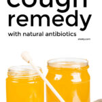 Best Quick Homemade Cough Remedy For Kids And Adults