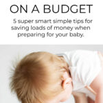 Baby On A Budget Tips