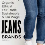 Eco Friendly Ethical Sustainable Jeans Brands
