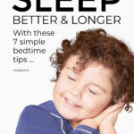 Help Kids Sleep Better & Longer