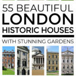 Beautiful London Historic Houses With Gardens