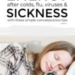 Recover From Sickness & Get Your Energy Back