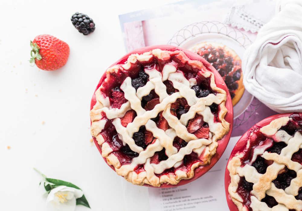 Blackberry Cookie & Bar Recipes