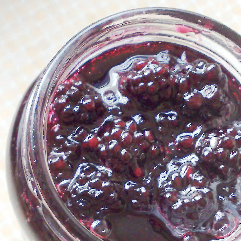 Blackberry Jelly & Jam Recipes