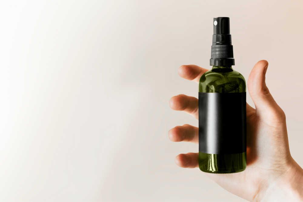 DIY Mosquito Repellent Spray