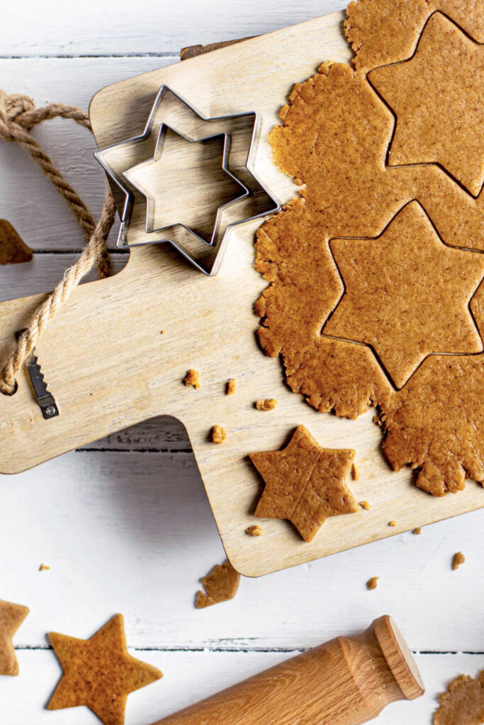 Mini Gingerbreads As Homemade Christmas Gifts