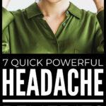 Quick Headache Remedies For Cluster, Sinus & Stress Headaches