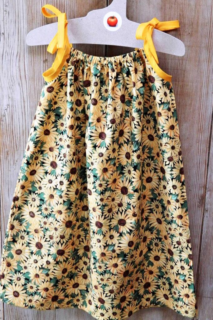 Simple Handmade Gift - Pillow Case Dress