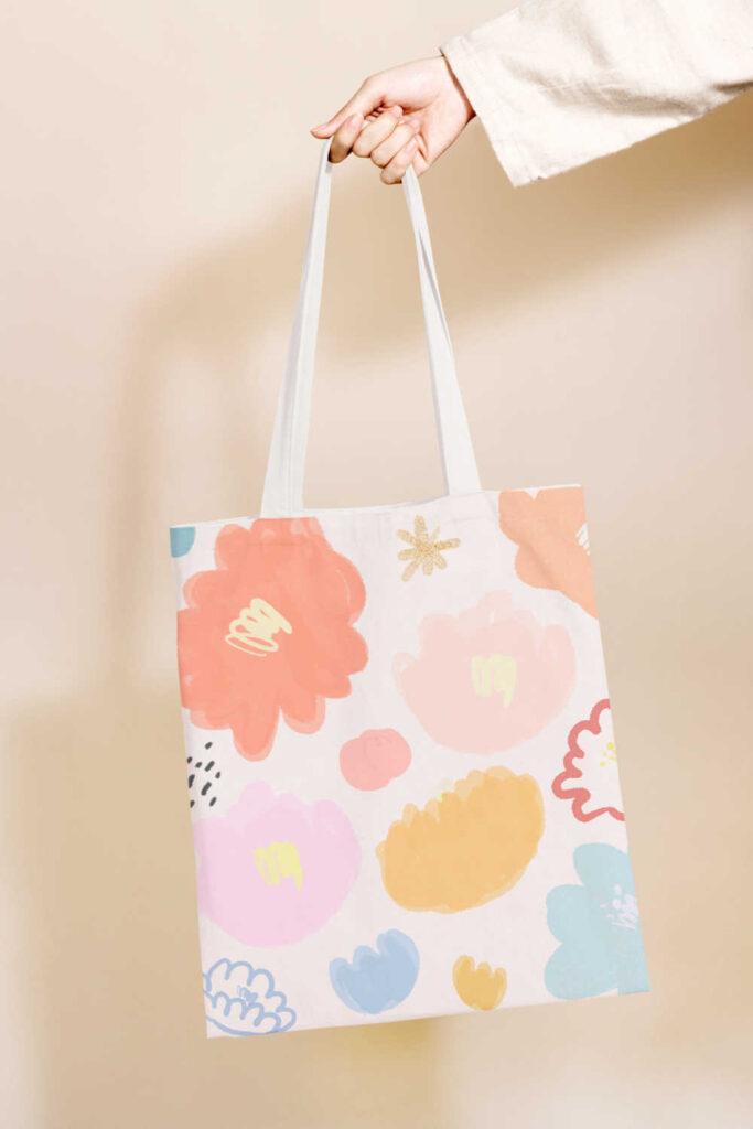 Simple Handmade Gifts - Tote Bag